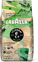Lavazza Organic Tierra! Whole Bean Coffee Blend, Italian Roast, 2.2 Pound