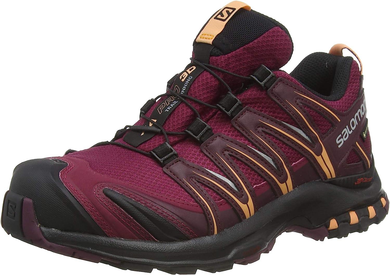 Salomon Cheap sale Women's Trail Shoes Running Waterproof Max 64% OFF