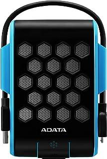 ADATA HD720 1TB USB 3.0 Waterproof/ Dustproof/ Shock-Resistant External Hard Drive Blue (AHD720-1TU3-CBL)