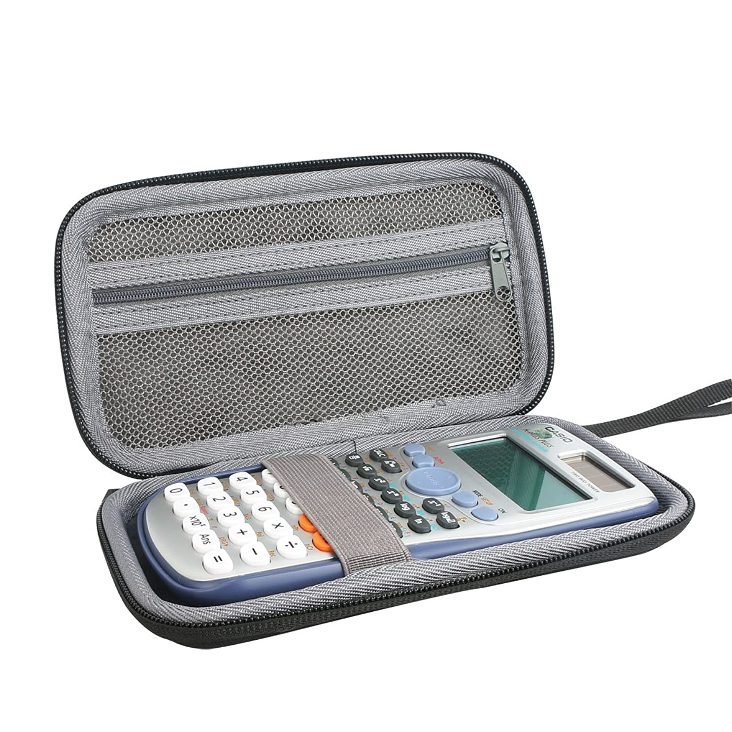 要求埋め込む文明化Casio カシオ FX-115ESPLUS FX-991ES PLUS 科学電卓 スーパー便利な ハードケースバッグ 専用旅行収納 対応 co2CREA