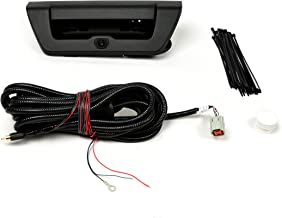 Brandmotion 9002-6511 Tailgate Handle Backup Camera for 2015 or Newer Ford F-150
