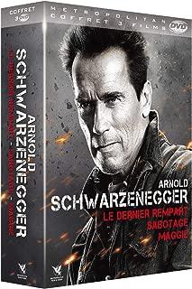 Schwarzenegger : Le Dernier rempart + Sabotage + Maggie