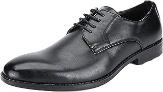 [メールコション] ビジネスシューズ 革靴 紳士靴 会社 ビジネス オフィス 通勤 軽量 ブラック ブラウン メンズ