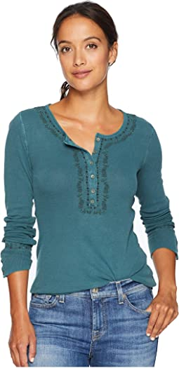 Novelty Henley Shirt