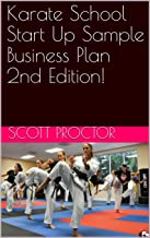 karate school business plan