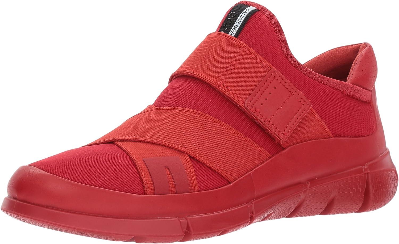 ECCO Women's Intrinsic Elastic Slip on Fashion Sneaker