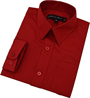 red shirt for baby boy