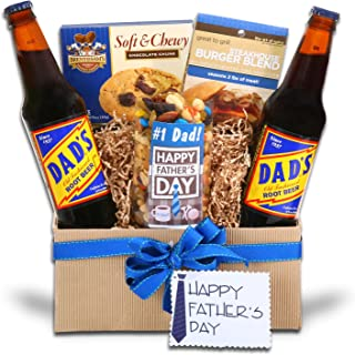 Celebrate Father's Day Gift Basket