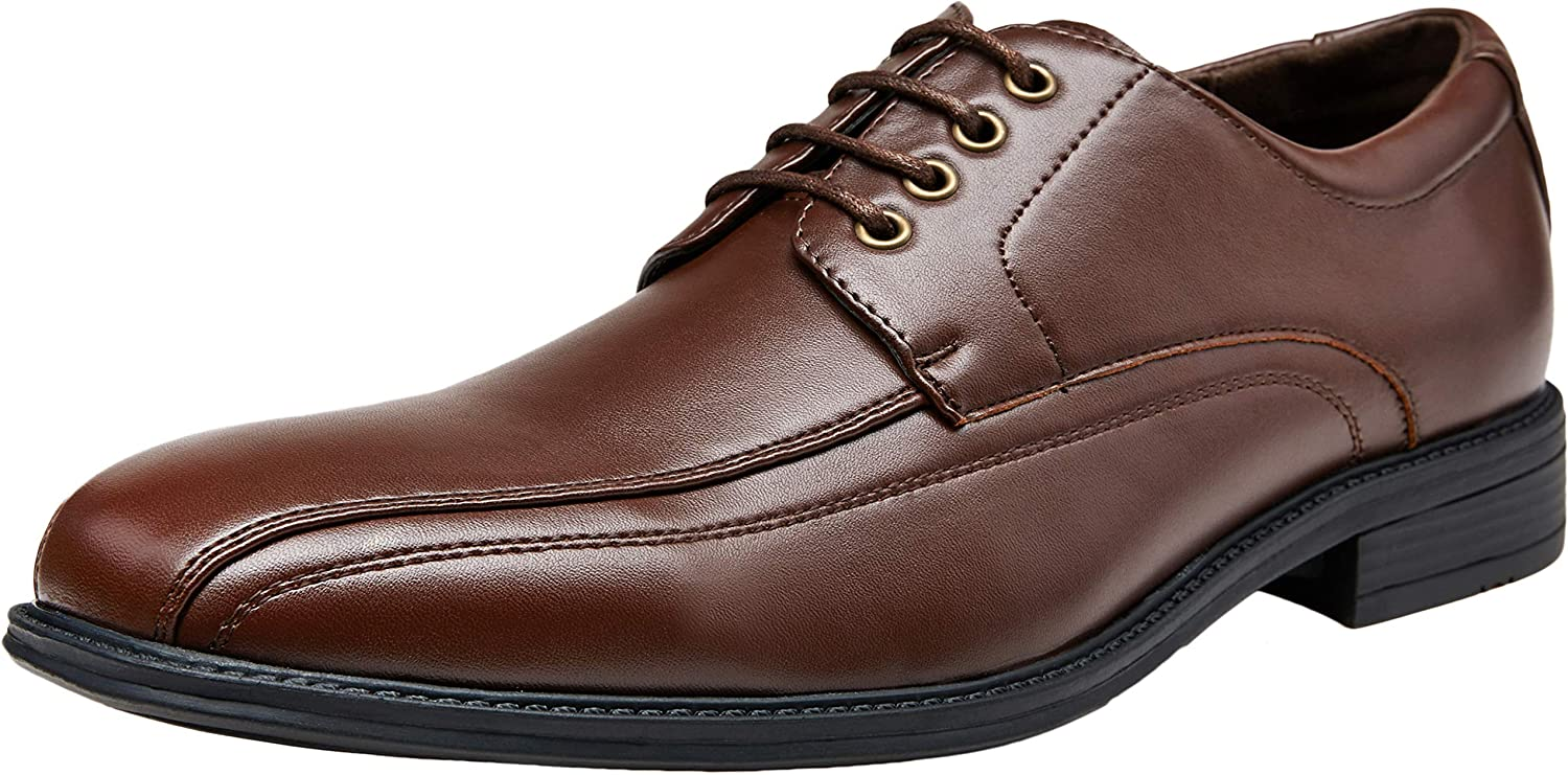 VEPOSE Men's Oxford Dress shoes Derby
