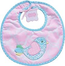 Mud Pie Baby-Girls Newborn Little Chick Bib