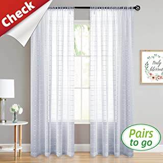 Best silver geo curtains Reviews