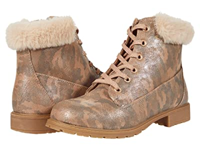 Mia Kids Joanie (Little Kid/Big Kid) (Rose Gold) Girl