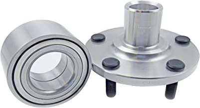 CRS NT518508 New Wheel Hub Repair Kit, Front Left(Driver)/ Right (Passenger), for 1999-2003 Lexus RX300 AWD, TOYOTA Solara/Camry (4WD)