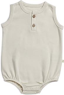 MakeMake Organics ملابس الأطفال الرضع العضوية بابل ارتداءها طبيعية للجنسين ملابس محايدة للأولاد والبنات