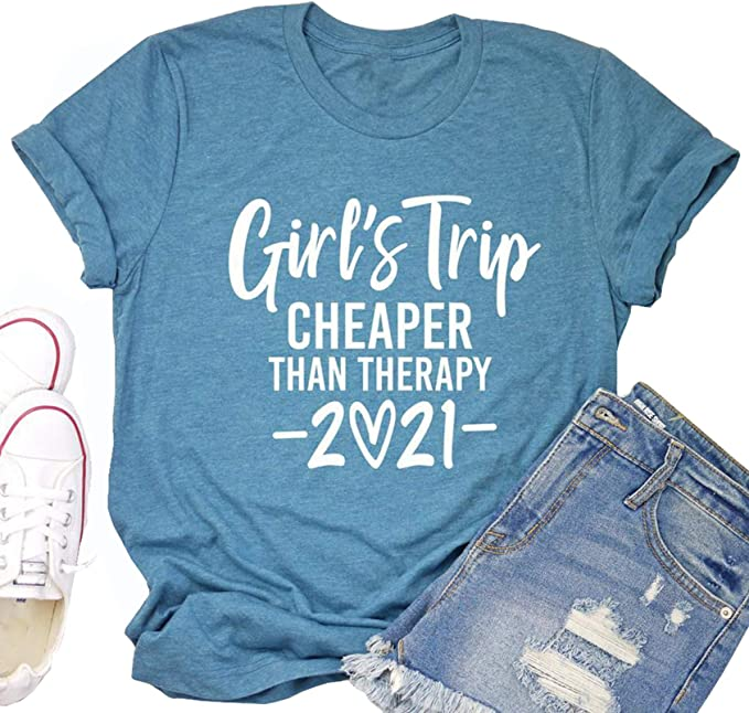 Girl's Trip Cheaper Than Therapy 2021