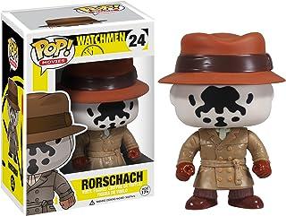 Funko POP Movies: Watchmen Rorschach Figura de acción