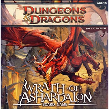 D&Dボードゲーム ラス・オブ・アシャーダロン (Wrath of Ashardalon)