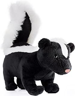 VIAHART Seymour The Skunk | 9 Inch Long (Tail Measurement not Included!) Stuffed Animal Plush | by Tiger Tale Toys