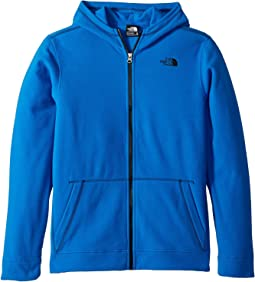 Glacier Full Zip Hoodie (Little Kids Big Kids). Like 46. The North Face Kids b1445e8ffbe4