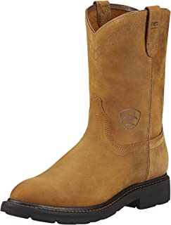 Ariat Men's Sierra Wide Square Toe Work Boot