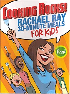Cooking Rocks! Rachael Ray 30-Minute Meals for Kids (Signed Copy)