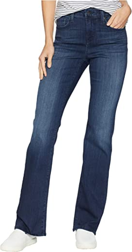 d77e0a4184 NYDJ Barbara Bootcut Jeans in Heyburn Wash at Zappos.com