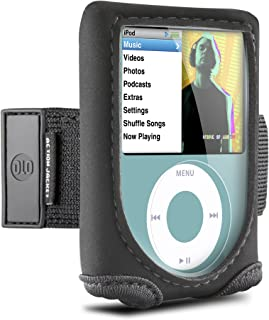 DLO - Philips Electronics DLZ28015/17 Action Jacket (Sport Case) with Adjustable Armband for iPod Nano 3G (Black)