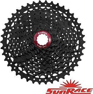 SunRace MX310Vitesses Vélo Cassette–Noir–11–42Dents
