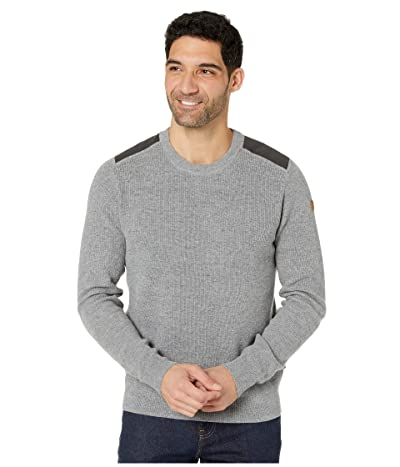 Fjallraven Sormland Crew Sweater (Grey) Men