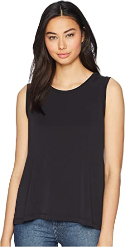 Couch Party Poly Modal Tank Top with Snaps