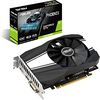 Asus GeForce GTX 1650 Super Phoenix Fan OC Edition 4GB HDMI DP DVI Graphics Card
