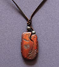 RINGING CEDARS OF RUSSIA Cedar Pendants - The Soulmates Amulet. All Our amulets are Made Out of Specially Selected 400 Year-Old Cedar Barrel.