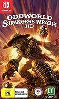 Oddworld Strangers Wrath HD - Nintendo Switch