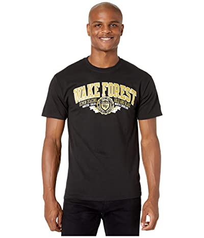 Champion College Wake Forest Demon Deacons Jersey Tee (Black 1) Men