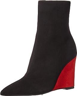 GIUSEPPE ZANOTTI Women's I970033 Fashion Boot, Nero, 7 B US
