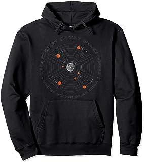 Netflix Space Force Department Of The Space Force Orbit Sweat à Capuche