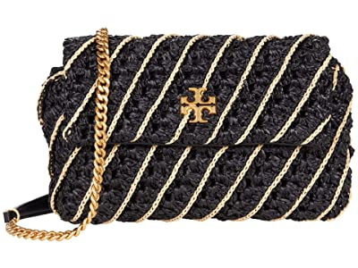 Tory Burch Kira Crochet Small Convertible Shoulder Bag