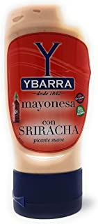 Ybarra  Mayonesa Ybarra Fussion Sriracha , 250 ml