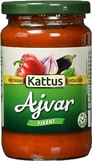Kattus Ajvar, Paprikamark pikant 1 x 330 g