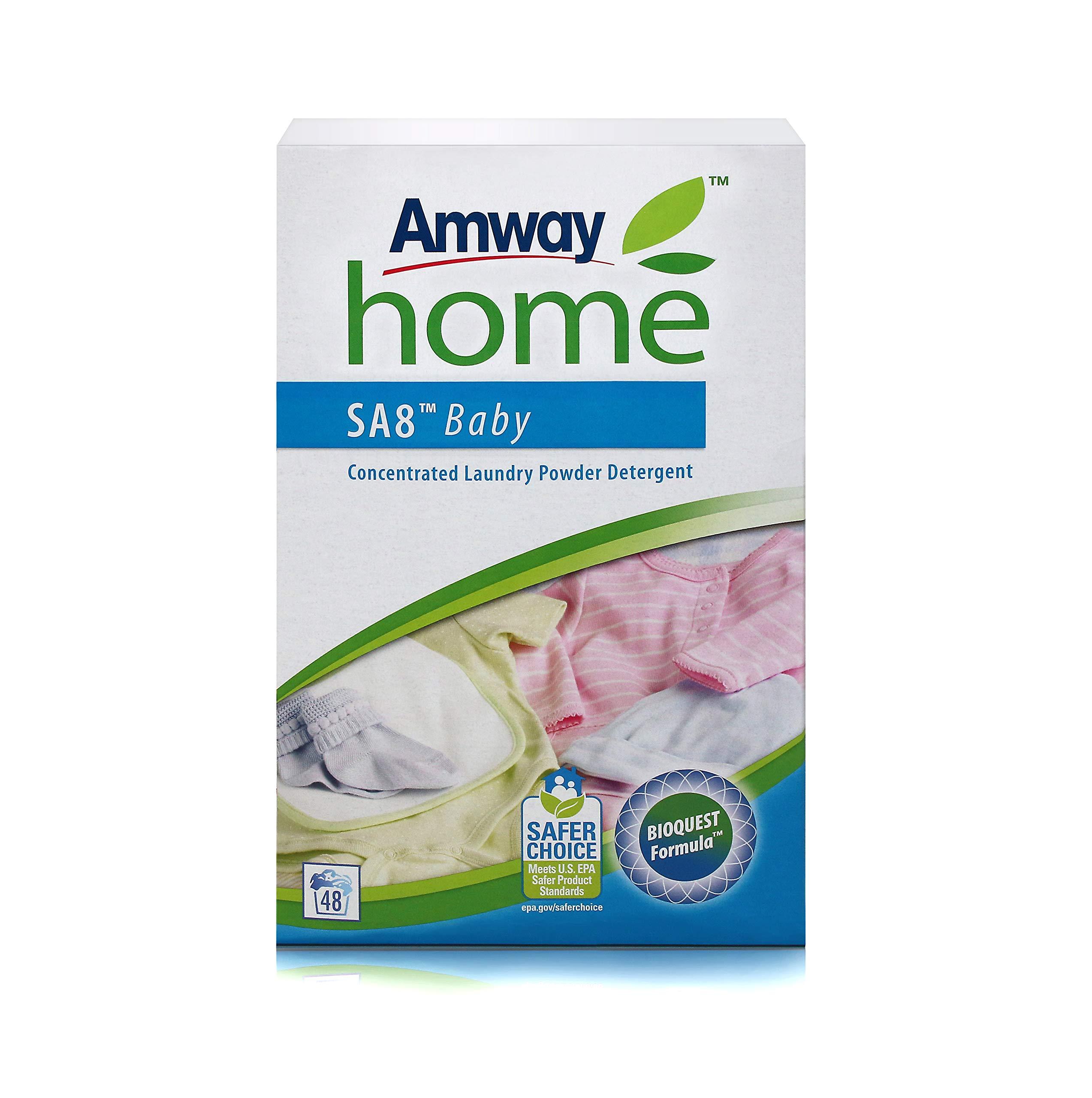 Detergente en Polvo Concentrado biodegradable SA8™ Baby: Amazon.es ...
