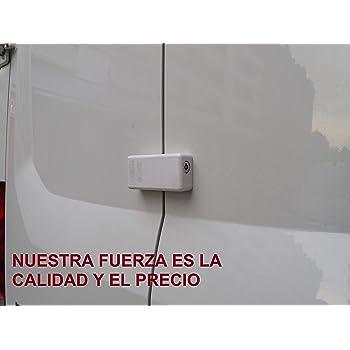 PRECIO 69,99 € - 1 Cerradura candado cierre Puertas Furgonetas (BUNKER BLOCK Mod. Manual MN20) MADE IN SPAIN - LEER LA DESCRIPCION DEL PRODUCTO: Amazon.es: Bricolaje y herramientas