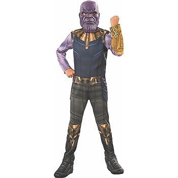 Avengers - Disfraz Thanos para niño, 8-10 años (RubieS 641055-L ...