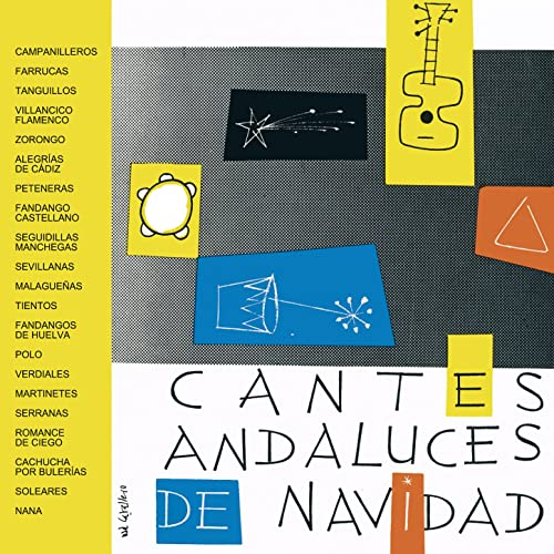 Cantes Andaluces de Navidad de Various artists en Amazon ...
