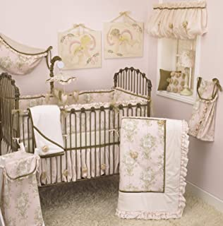Cotton Tale Designs Lollipops and Roses 8 Piece Crib Bedding Set