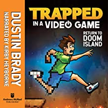 Return to Doom Island: Trapped in a Video Game, Book 4