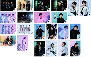 NEWS LIVE TOUR 2019 WORLDISTA グッズオフショット 公式写真 22枚フルセット 【加藤シゲアキ】
