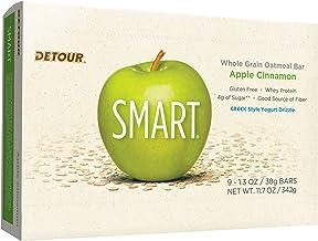 Detour Smart Nutrition Bars Apple Cinnamon 9 Count Estimated Price : £ 35,95