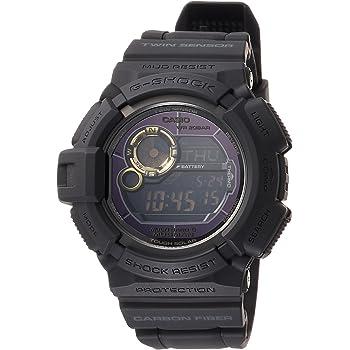 [カシオ] 腕時計 ジーショック MUDMAN 電波ソーラー GW-9300GB-1JF ブラック