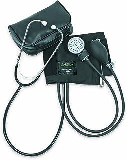 Veridian 01-5501 کیت فشار خون در خانه خود با استفاده از استتوسکوپ ضمیمه ، لاتکس ، بزرگسالان