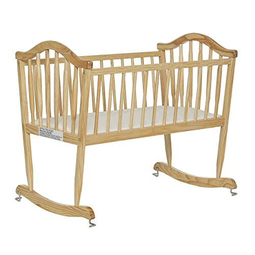 bb6157c603 Wooden Baby Cradle  Amazon.com